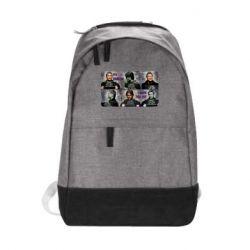 Городской рюкзак Братья Винчестеры в полиции - FatLine