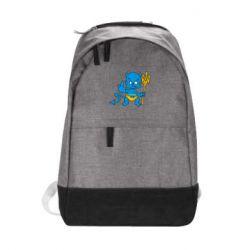 Городской рюкзак Чертик з трезубом - FatLine