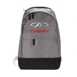 Городской рюкзак Chery Logo - FatLine