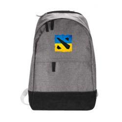 Городской рюкзак Dota 2 Ukraine Team - FatLine