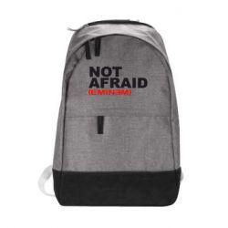 Городской рюкзак Eminem Not Afraid - FatLine