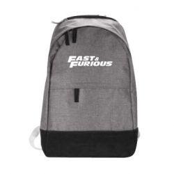 Рюкзак міський Fast & Furious