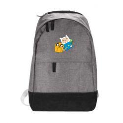 Городской рюкзак Фин и Джейк - FatLine