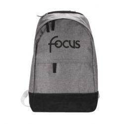 Городской рюкзак Focus - FatLine