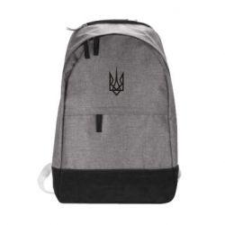 Городской рюкзак Герб України загострений - FatLine