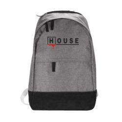 Городской рюкзак House - FatLine