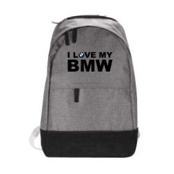 Городской рюкзак I love my BMW - FatLine