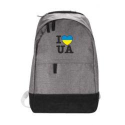Городской рюкзак I love UA - FatLine