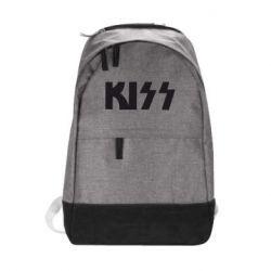 Городской рюкзак Kiss Logo - FatLine