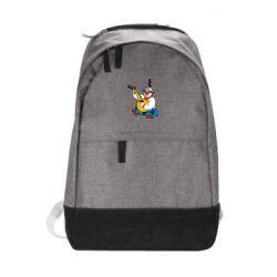 Городской рюкзак Козак с бандурой - FatLine