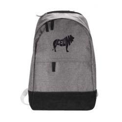 Городской рюкзак Лев 2 - FatLine