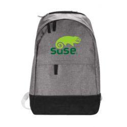 Городской рюкзак Linux Suse - FatLine