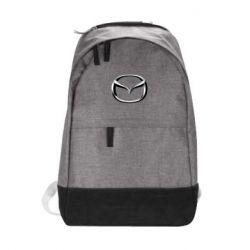 Городской рюкзак Mazda 3D Small Logo - FatLine