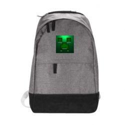 Городской рюкзак Minecraft Face - FatLine