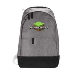 Городской рюкзак Minecraft Land - FatLine