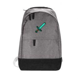 Городской рюкзак Minecraft меч - FatLine