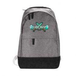 Городской рюкзак Minecraft - FatLine