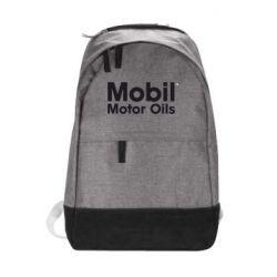 Городской рюкзак Mobil Motor Oils - FatLine