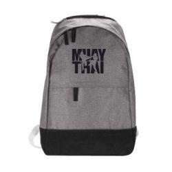 Городской рюкзак Муай Тай - FatLine