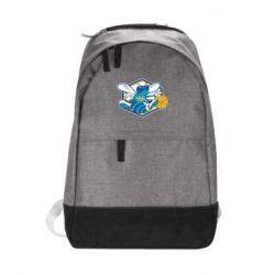 Городской рюкзак New Orleans Hornets Logo - FatLine