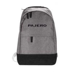 Городской рюкзак PAJERO - FatLine