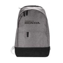Городской рюкзак Powered by HONDA - FatLine
