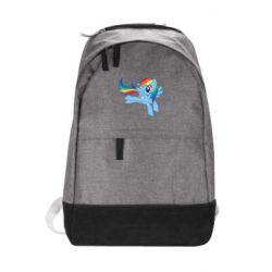 Міський рюкзак Rainbow Dash run - FatLine