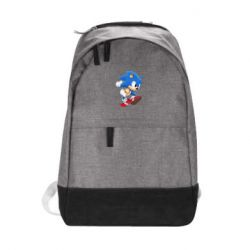 Городской рюкзак Sonic 3d - FatLine