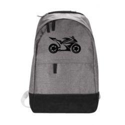 Городской рюкзак Спортивный байк - FatLine