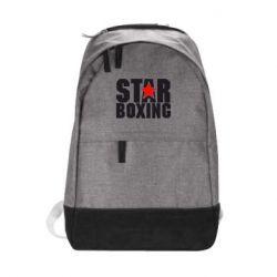 Городской рюкзак Star Boxing - FatLine
