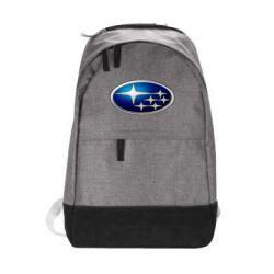 Городской рюкзак Subaru 3D Logo - FatLine