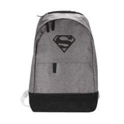 Городской рюкзак Superman одноцветный - FatLine