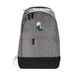 Городской рюкзак Супермен Комикс - FatLine