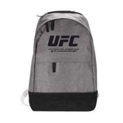 Городской рюкзак UFC - FatLine