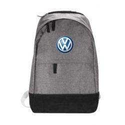 Городской рюкзак Volkswagen 3D Logo - FatLine