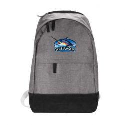 Городской рюкзак Williamson - FatLine