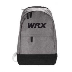 Городской рюкзак WRX - FatLine