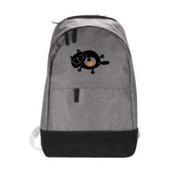 Городской рюкзак Жирный кот - FatLine