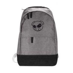 Городской рюкзак Злая свинка - FatLine