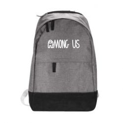 Рюкзак міський Among Us Logo