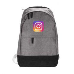 Рюкзак міський Instagram Logo Gradient