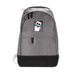 Городской рюкзак Marshmello Colorful Portrait