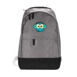 Городской рюкзак Winter owl