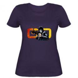 Женская футболка Gosu