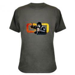 Камуфляжная футболка Gosu