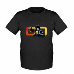 Детская футболка Gosu