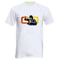 Мужская спортивная футболка Gosu