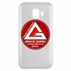 Чохол для Samsung J2 2018 Gracie Barra Miami