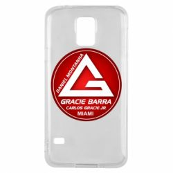 Чохол для Samsung S5 Gracie Barra Miami