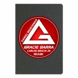 Блокнот А5 Gracie Barra Miami
